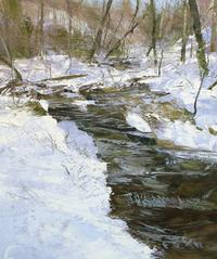Lynn Boggess (1955-  ), 18 January 2011, 2011. Oil on Canvas, 64 x 54 Inches.