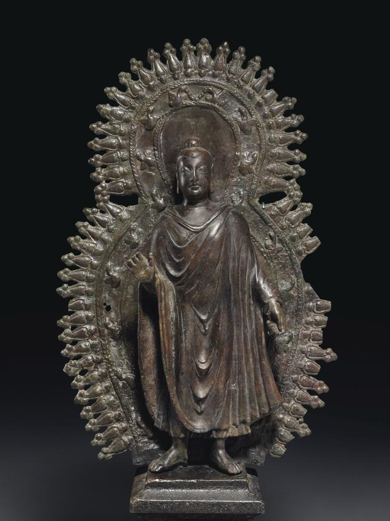 Christie s new york presents the sale of indian and for Figur buddha