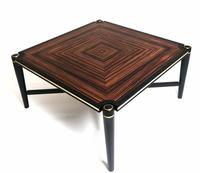 Coffee table courtesy of Artistic Endeavors (CT)