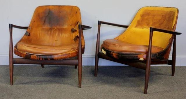 Delicieux Kofod Larsen Chairs Bring Record Price At Clarke