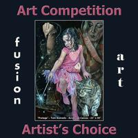 Fusion Art Announces 3rd Annual Artist's Choice Art Competition www.fusionartps.com