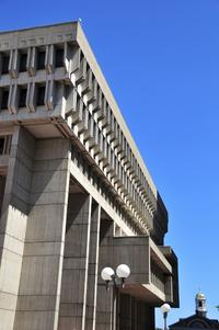 Boston's Iconic City Hall celebrates its 50th Anniversary as part of the 5th Annual Boston Design Week.