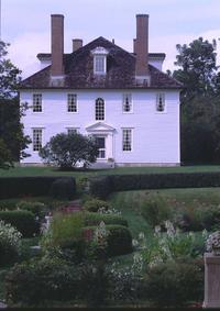 Hamilton House, South Berwick, c.  1785