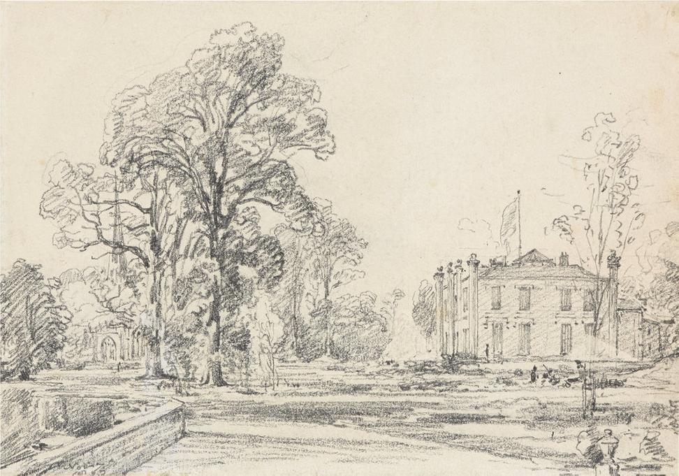 John Constable Drawings Drawings by John Constable