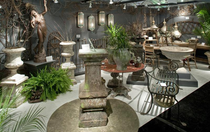Antique Garden Furniture Show And Sale Returns To New York For 19th Year,  April 29 May 1, 2011