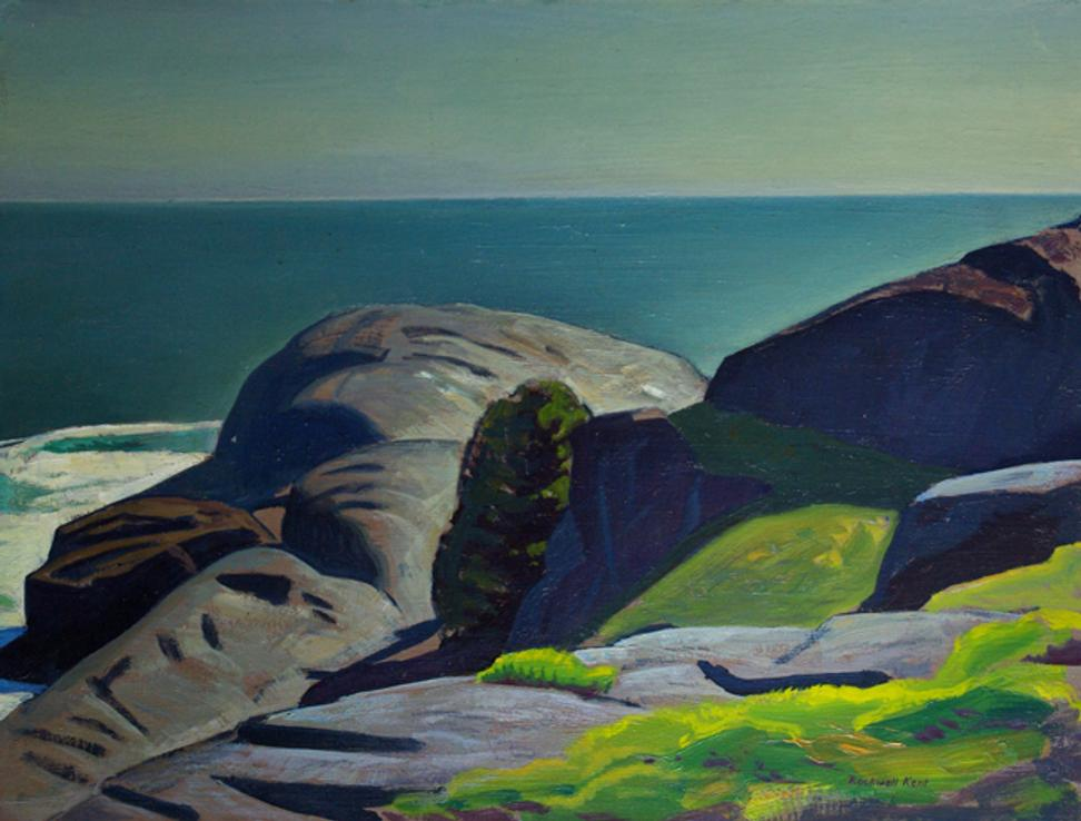 Rockwell Kent- Rediscovered - Artwire Press Release from ...