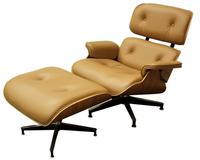 The top seller in furniture was this Charles and Ray Eames for Herman Miller 670 lounge chair with ottoman which surpassed its high estimate by over $1,000 selling for $4,740.