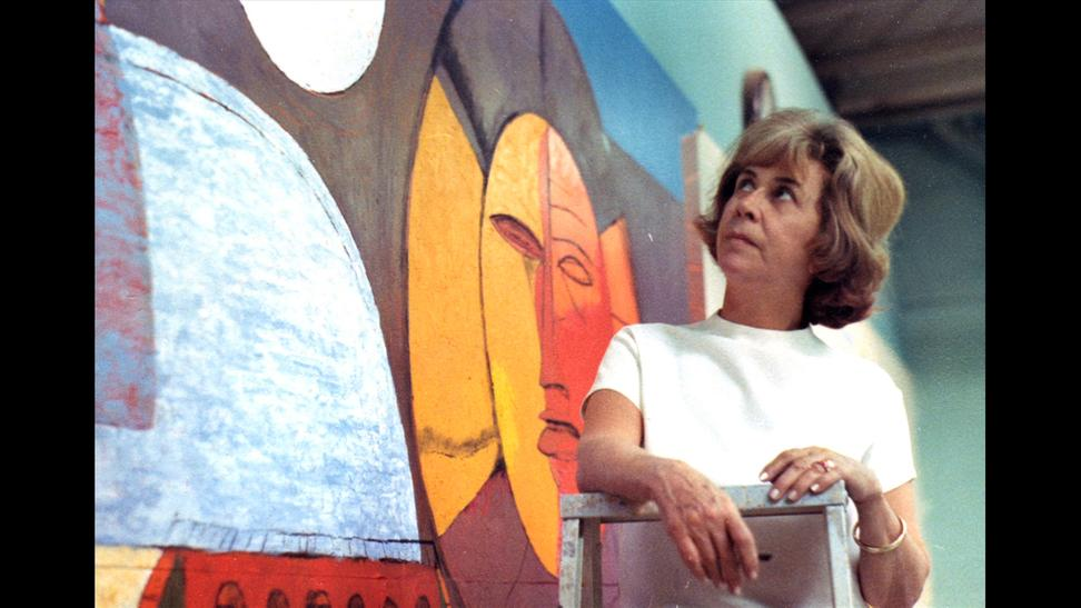 """ALTINA"" is a new documentary film about artist Altina Schinasi, (1907 – 1999)."