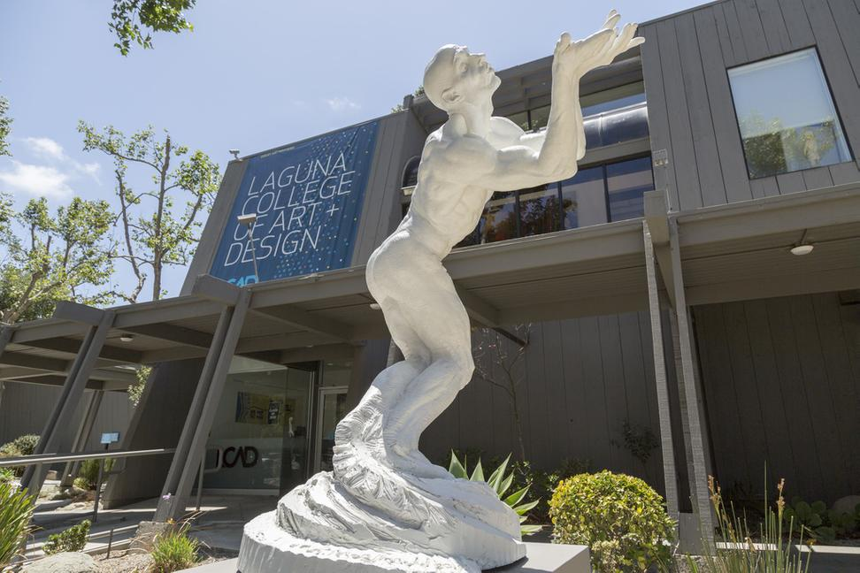 Mainline Art And Design : Laguna college of art and design continues to exhibit