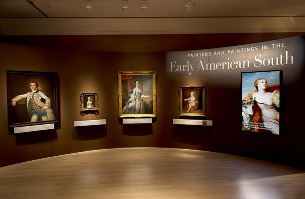 paintings from mesda on view in painters and paintings in the early american south at the - Dewitt Wallace Decorative Arts Museum
