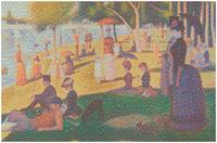 Chris Jordan, Cans Seurat