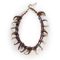 Dakota Bear Claw Necklace: $16,800