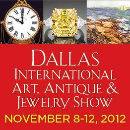 DALLAS INTERNATIONAL ART ANTIQUE JEWELRY SHOW ANNOUNCES INNAUGURAL DESIGNER SHOWCASE