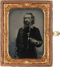 Custer's personal carbine brings $179,250; Little Big Horn archive brings $89,625 in Political and Americana event Dec.  11-12 in Dallas.