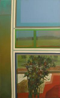 "Paul Keene, ""Studio Window"" 1968"
