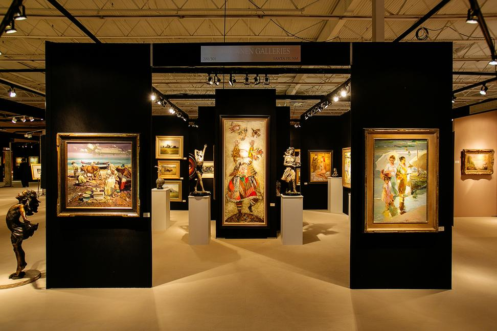 Highlights Unveiled For Chicago International Art Antique Jewelry Show April 24 28