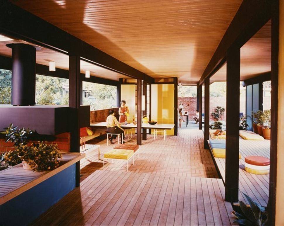 buff straub hensman 1955 1961 later buff hensman and associates - 1955 Home Design