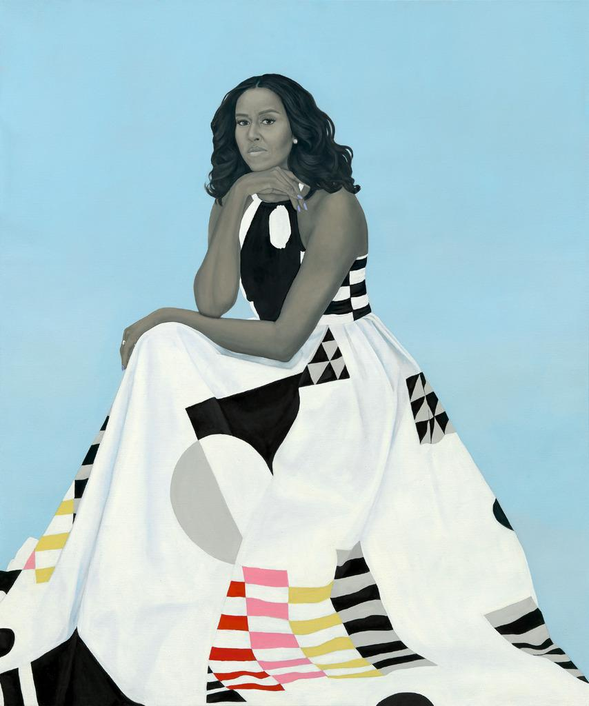 Barack And Michelle Obama's Official Portraits Are Proving Divisive