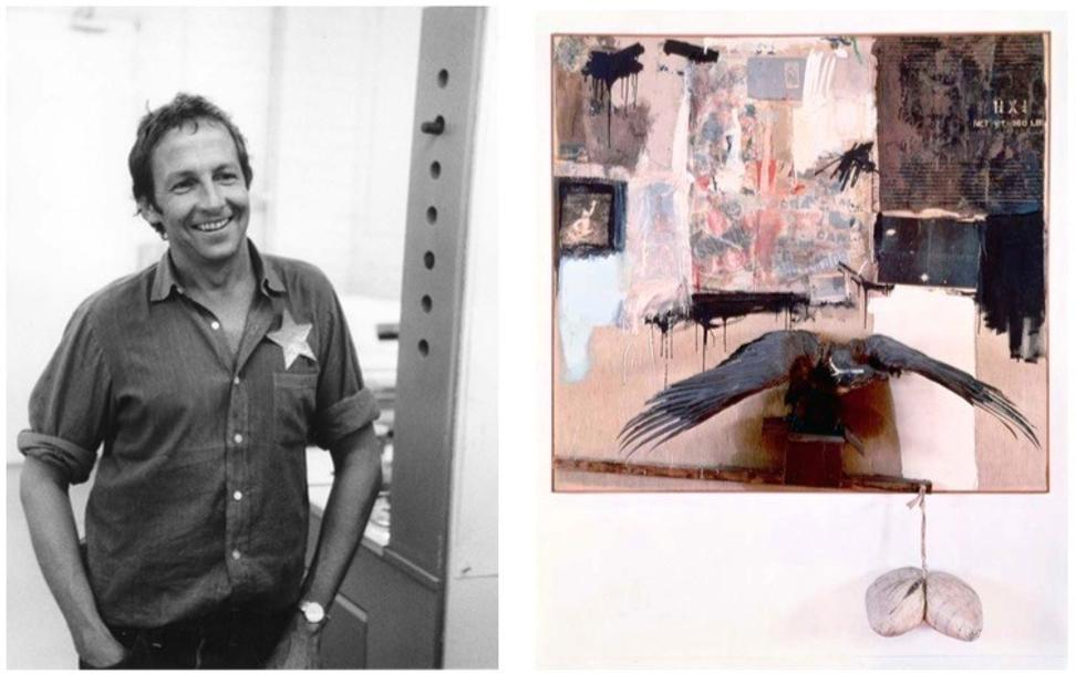 the robert rauschenberg foundation announces pioneering new fair use