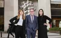 Frieze New York announced on Feb.  5, 2019, the launch of Frieze Sculpture at Rockefeller Center, created in partnership with Tishman Speyer.