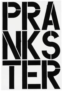 Untitled, 1989, Enamel and acrylic on aluminum, 96 x 64 inches © Christopher Wool; Courtesy of the artist and Luhring Augustine, New York.