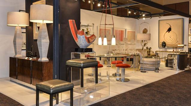 Winter destination modernism week in palm springs for Palm springs modern furniture