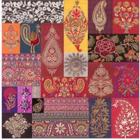 Designer and master embroiderer Asif Shaikh of India is renowned for reviving and preserving the art of embroidery.