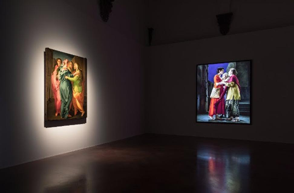 Bill Viola.  Electronic Renaissance, March 10 – July 23, 2017, Palazzo Strozzi, Florence