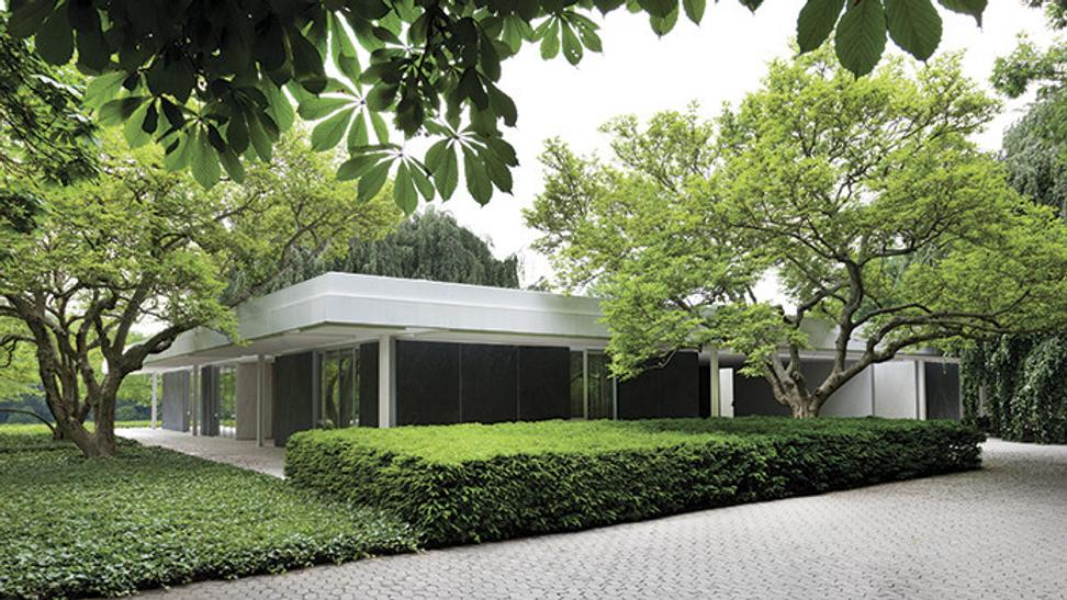 Indianapolis Museum of Art gives mid-century Modernist masterpiece ...
