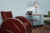 American Art Deco furniture.  Collection of Kirkland Museum of Fine & Decorative Art.