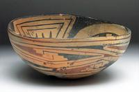 Casas Grande Polychrome Bowl, ca.  1300 CE.  Est.  $1000-$1500