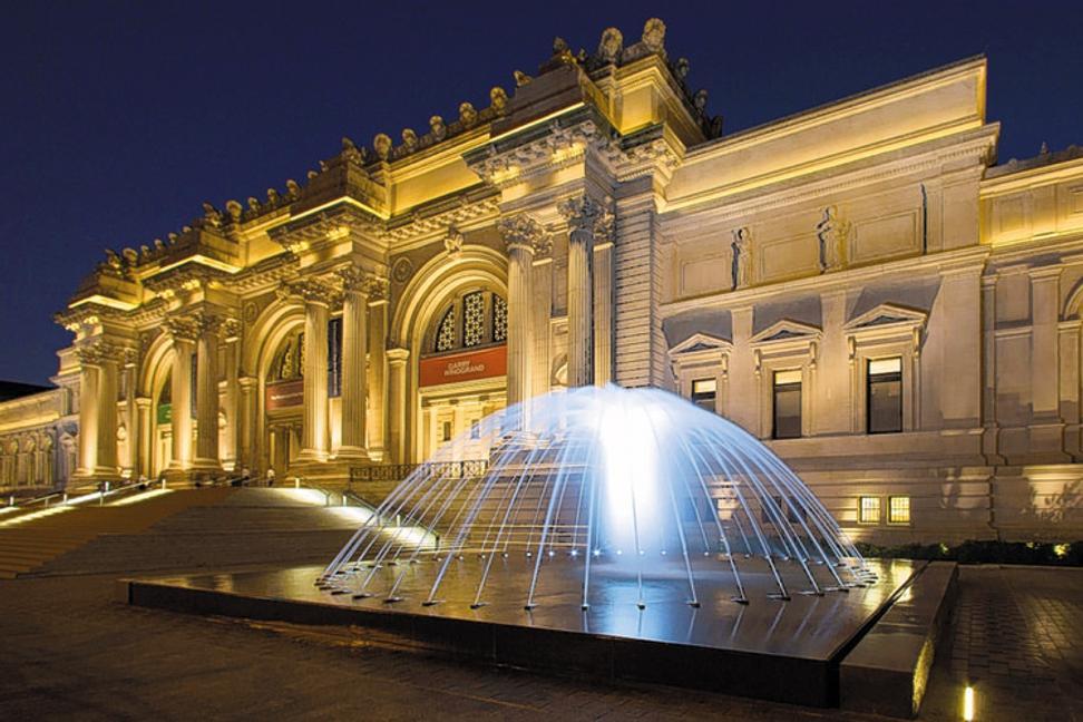Calendar Metropolitan Museum Of Art : Metropolitan museum of art names architect for redesign