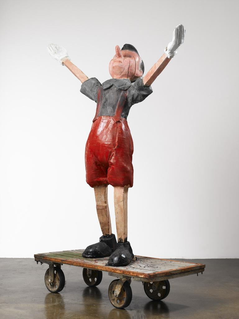 Nassau County Museum of Art Presents Sculpture / Jim Dine ...
