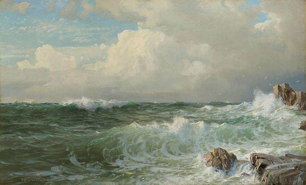 Questroyal Fine Art Presents An Exhibition Of Hudson River School