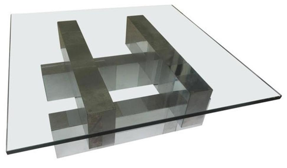 Paul Evans Cityscape Coffee Table for Directional from ModeModerne, asking bid $850