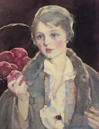 Hilda Belcher, The Apple