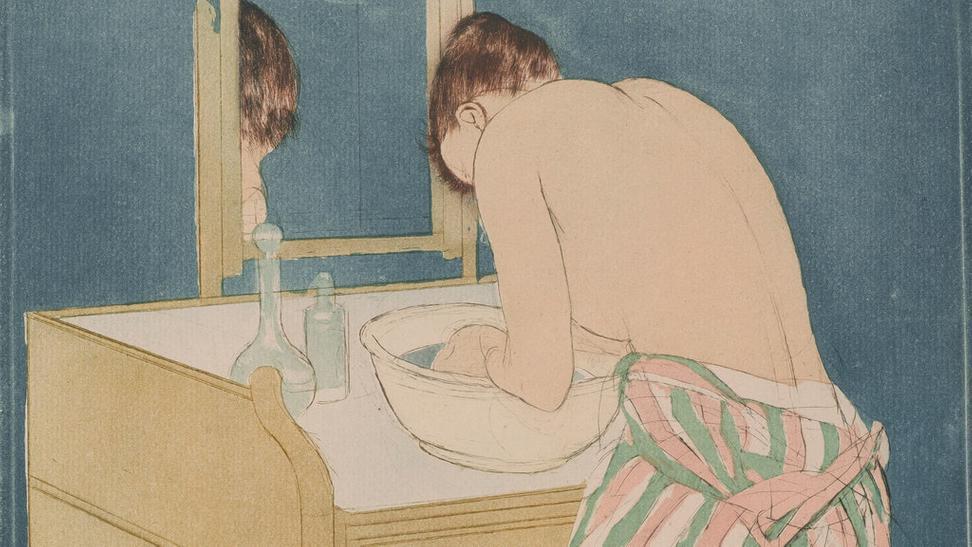 detail Cassatt