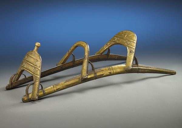 Regiment des Dromedaires Camel Saddle.