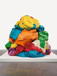 "A Jeff Koons ""Play-Doh"" sculpture will be part of ""Plato in LA: Contemporary Artists' Vision,"" at the Getty Villa this spring.  © Jeff Koons."
