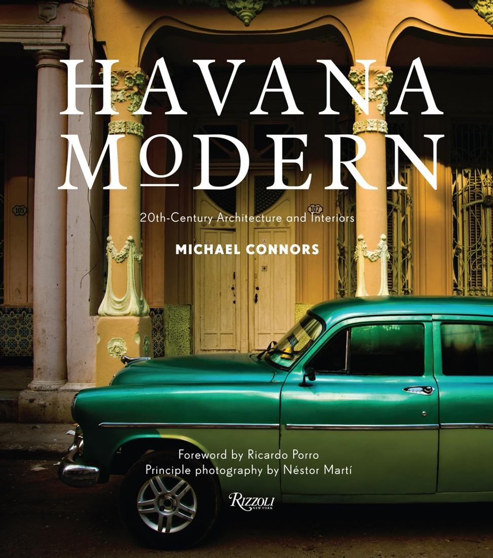 Cover of Havana Modern by Michael Connors