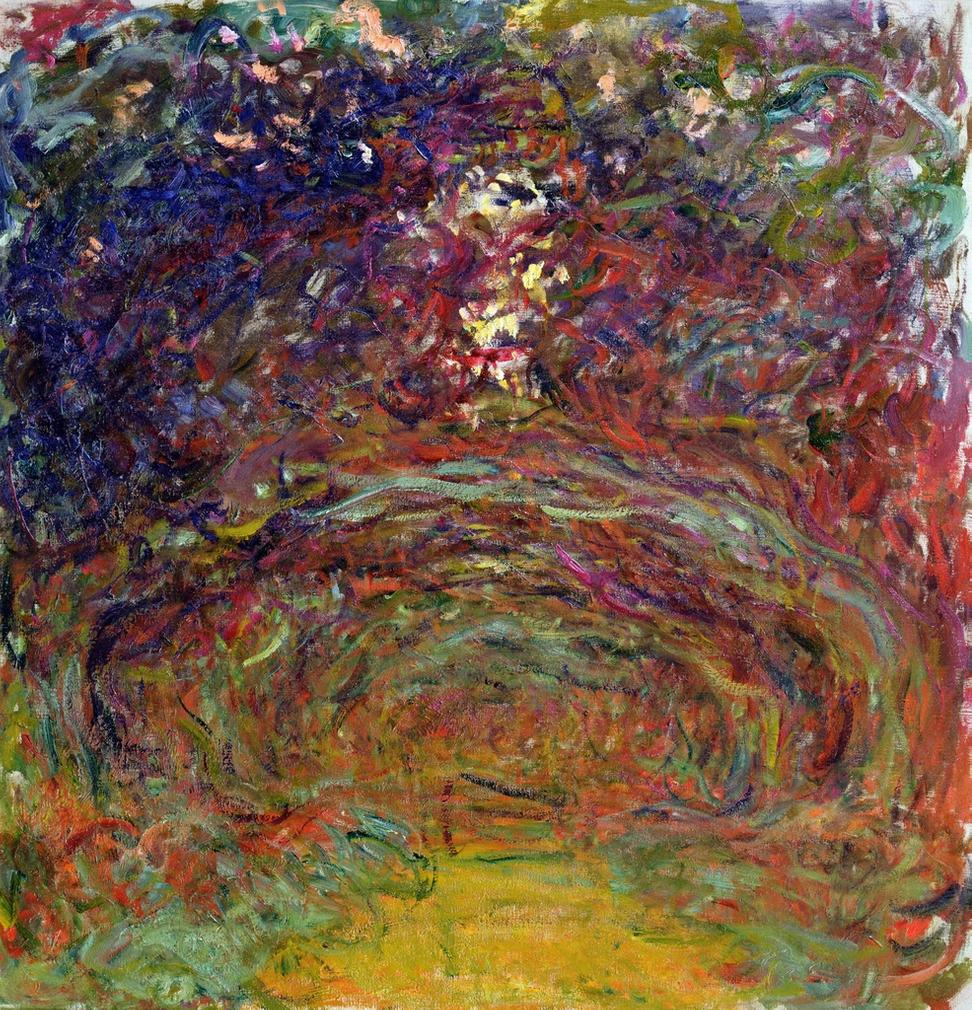 Monet Paintings At The Art Institute Of Chicago