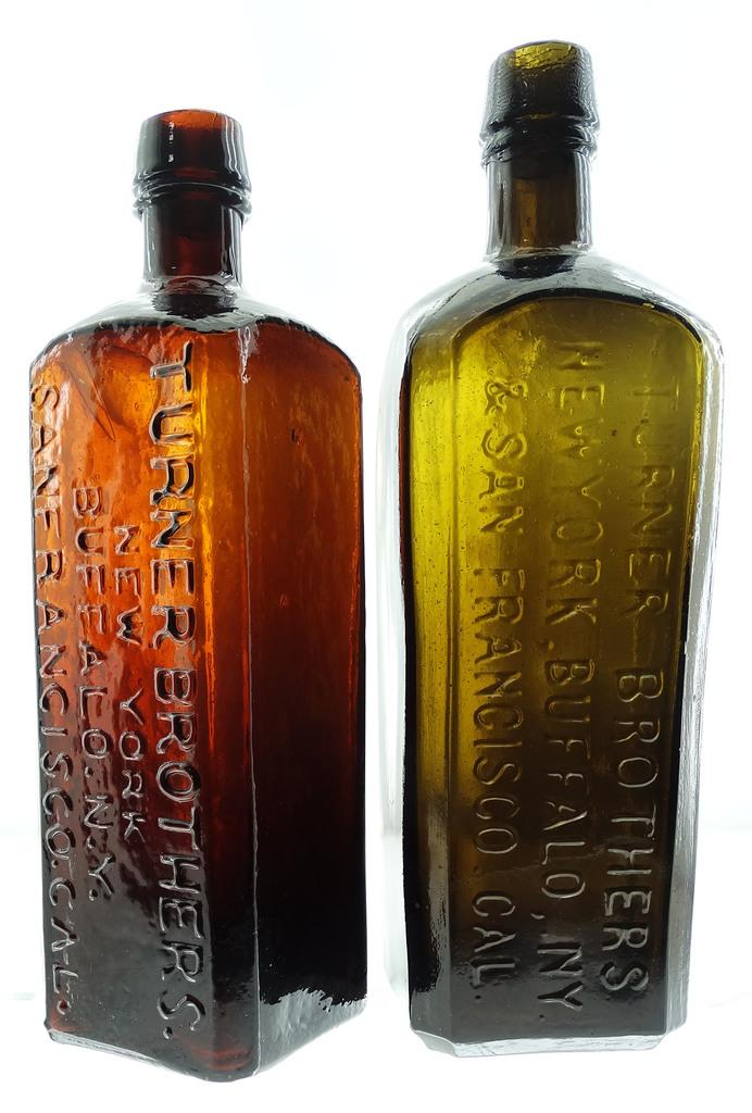 Antique Bottles From Coast To Coast Will Be In American Bottle