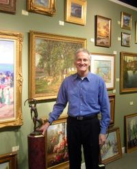 Peter Lundberg of Janus Galleries