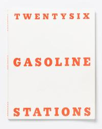 Edward Ruscha, Twentysix Gasoline Stations, 1969.  © Ed Ruscha Photo: Nathan Keay, © MCA Chicago.