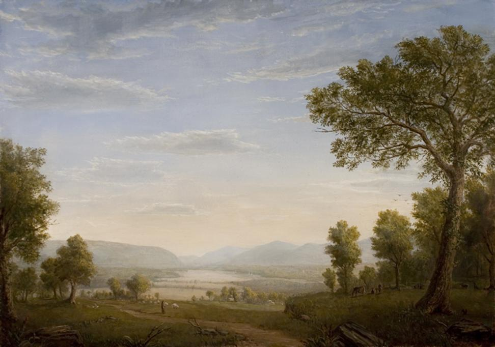 Lauren Sansaricq, A view from Boscobel.
