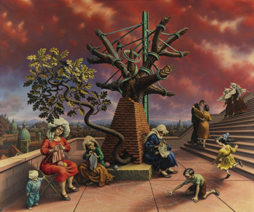 Realism Arts: Retrospective Of Iconic 20th Century American Master Peter