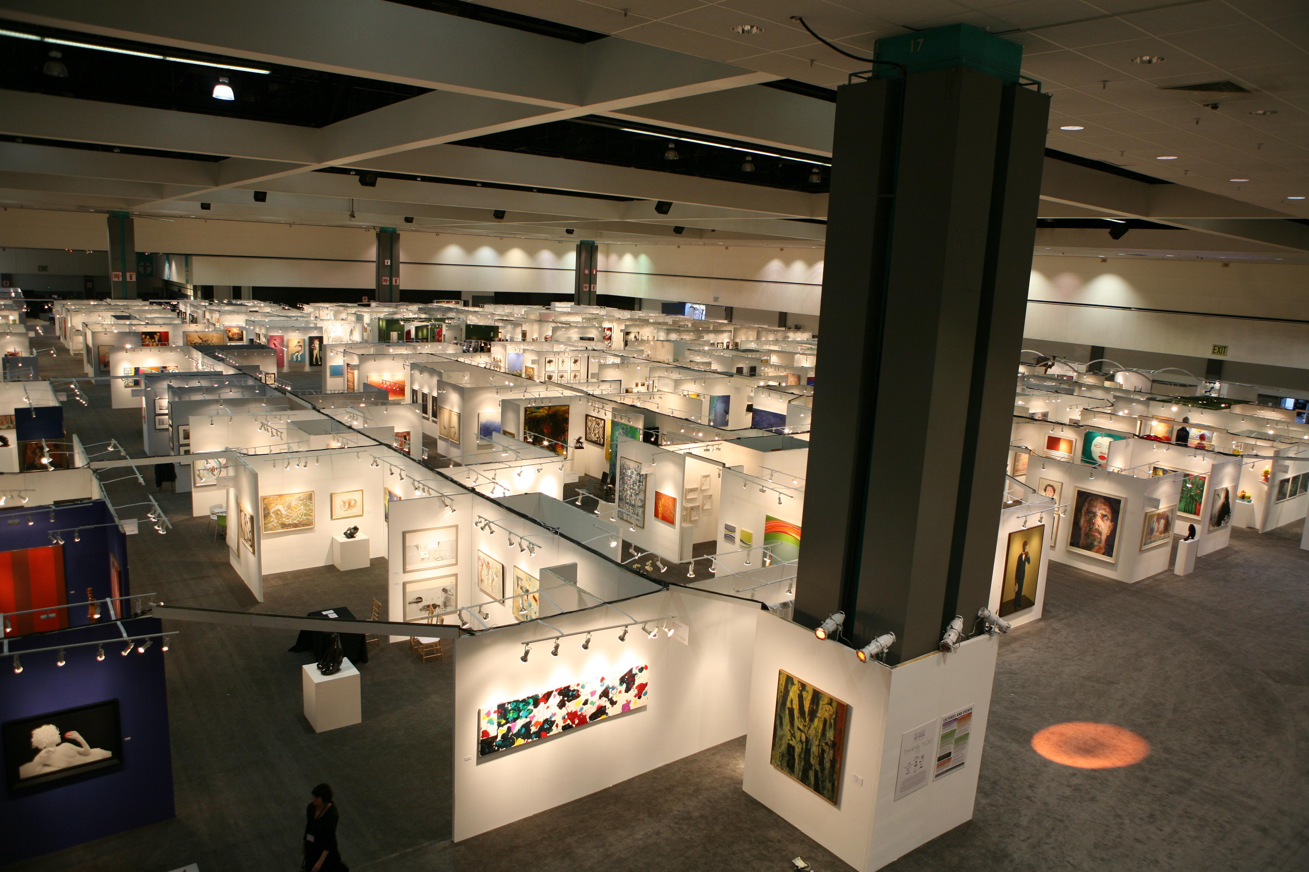 Los Angeles Art Show Returns To The Convention Center And Debuts Guest Country Program January 20 24