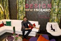 Design New England booth designed by Favreau Design at ABX 2014
