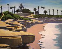 """La Jolla,"" by Travis Walker - Oil"