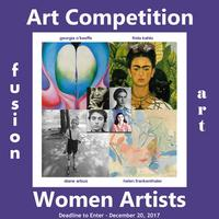 Women Artists International Art Competition www.fusionartps.com